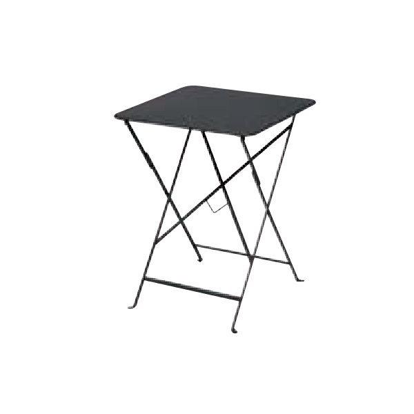 FERMOB ビストロテーブル 57×57/42 リコリス W570×D570×H730mm