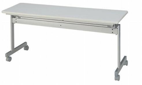 ハイテクウッド 跳上式スタックテーブル KSI-560-NW  幅1500×奥600×高700mm