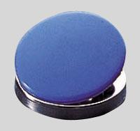 事務用品 クラウン カラーマグネットクリップ 高い素材 青 3個入 CR-MG313-BL 公式通販 1つ