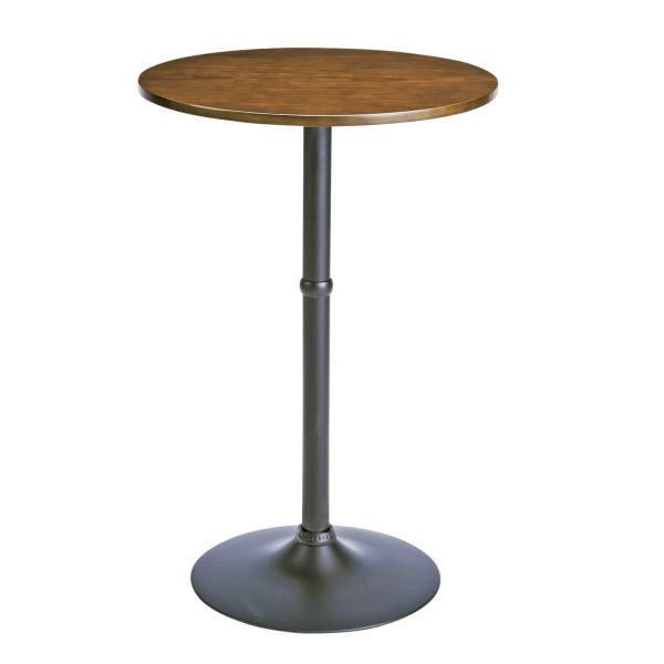 ミーティングテーブル ハイテーブル W600×D600×H900mm MYIN-J1062