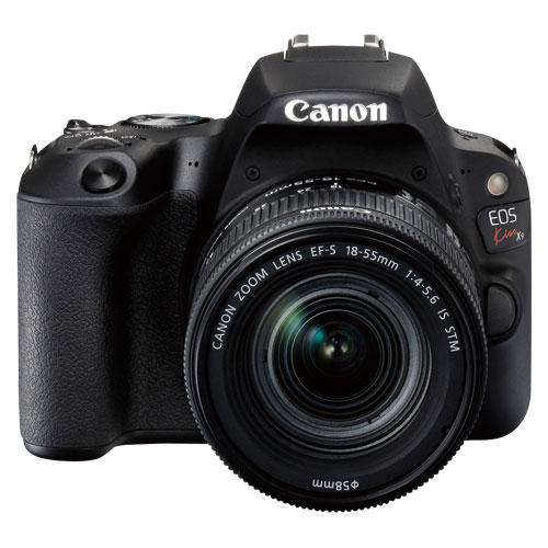 キャノン 一眼レフカメラ EOSKISSX9BK-1855 1台