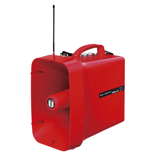 ユニペックス 防滴スーパーワイヤレスメガホン300MH TWB-300S 1台