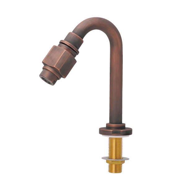 オンリーワンクラブ 単水栓 立方寸 ブロンズ IB4-E442012