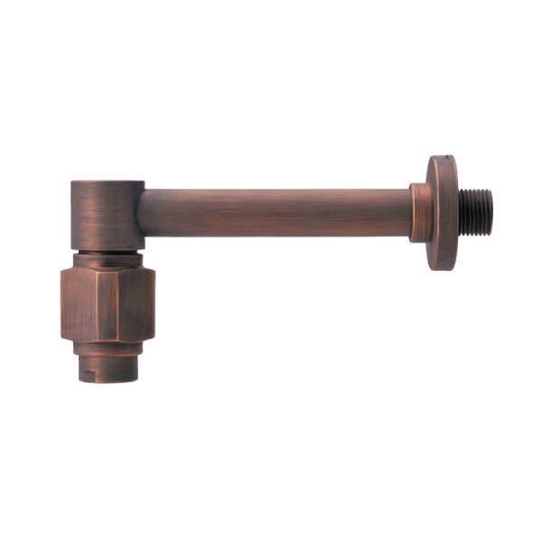 オンリーワンクラブ 単水栓 横方寸L ブロンズ IB4-E442022