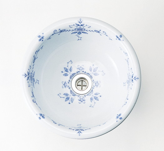陶磁器手洗器 オールドイングランド Mラウンド IB4-E231080
