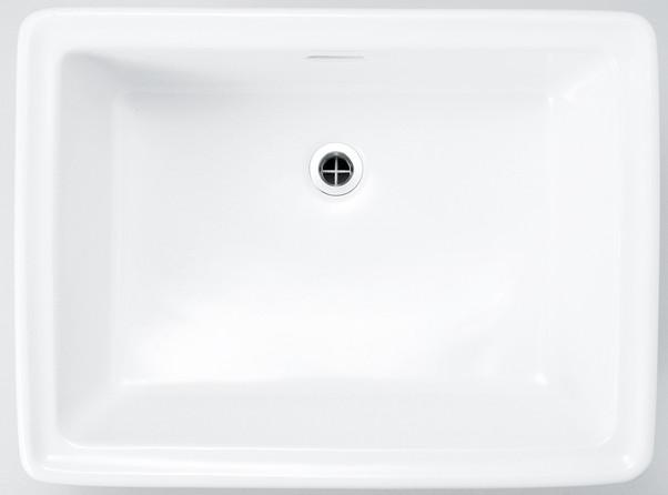 洗面器 Lレクタングル ブランカ IB4-E274240