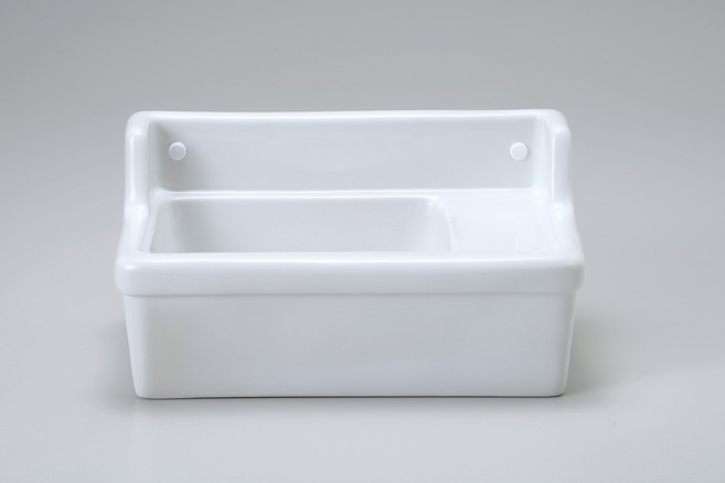 ブランカ IB4-E274280 壁付型手洗器(横水栓用/穴なし)