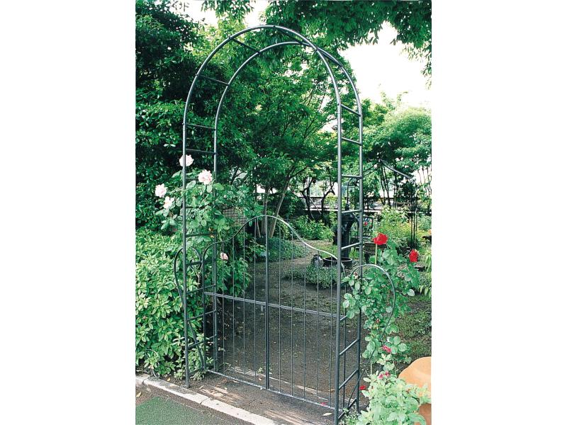 ガーデンアーチシリーズ 門扉付アーチ1型 JB3-34115