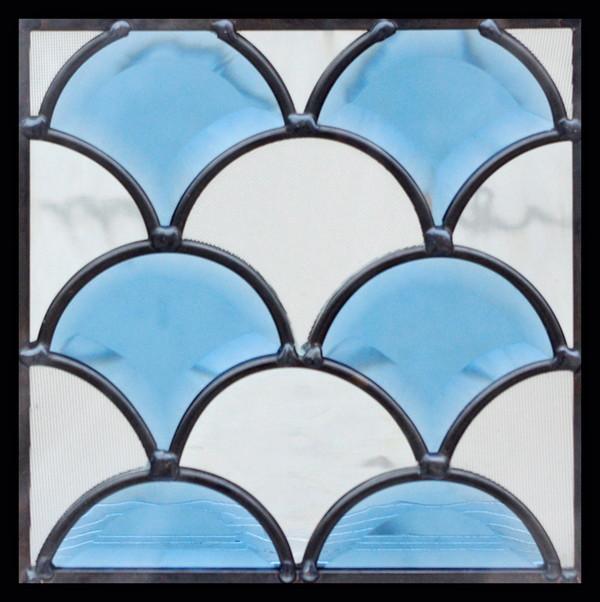 ピュアグラス スクウェアサイズ200シリーズ GL500 青海波 SH4-GL500