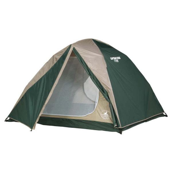 キャプテンスタッグ CS クイックドーム テント 220UV(キャリーバッグ付) M-3134
