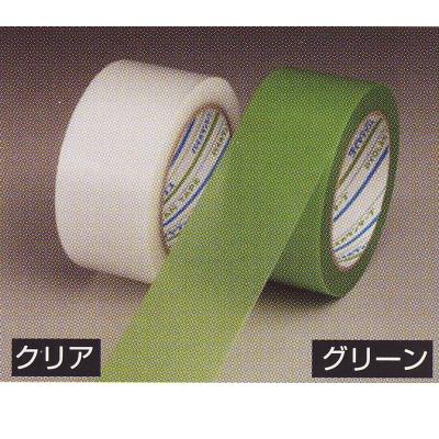 ダイヤテックス パイオラン 養生テープ Y-09-GR 緑 巾50mm×長50m 60巻