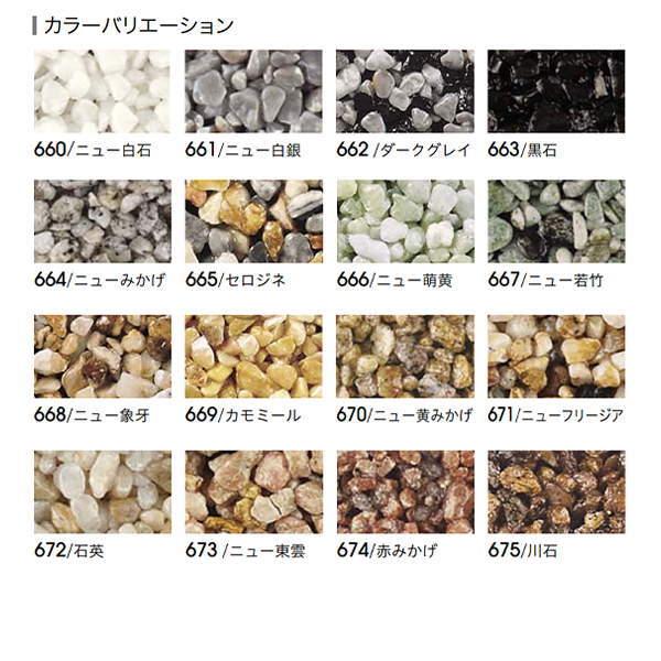 四国化成 天然石舗装材 リンクストーンM 20平米セット LS200-UM