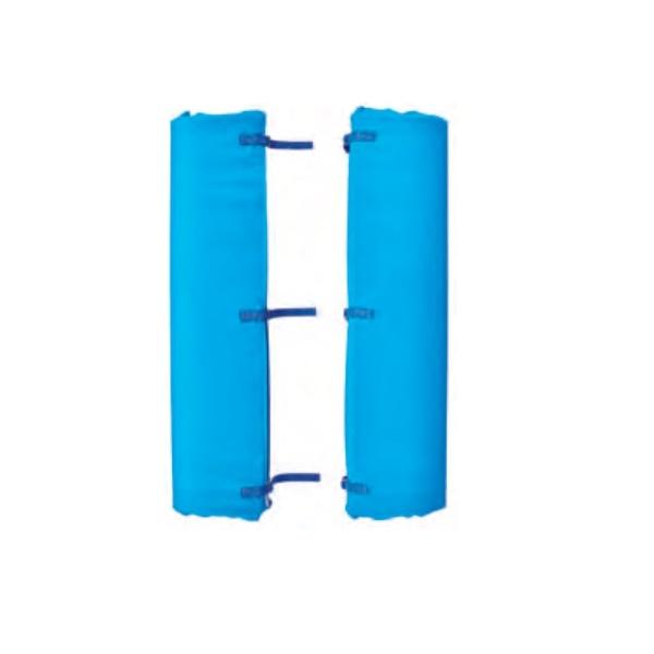 カネヤ テニス支柱パッド K-3452 高115cm×厚3cm