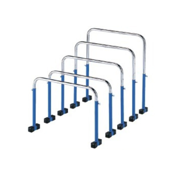 ダンノ トレーニングハードル5(5台1組) 高さ44・52・60・68cm×巾60cm D-187