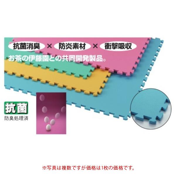 ダンノ 衝撃吸収ジョイントマット(4枚1組)巾100×奥行100×厚み1.5cm