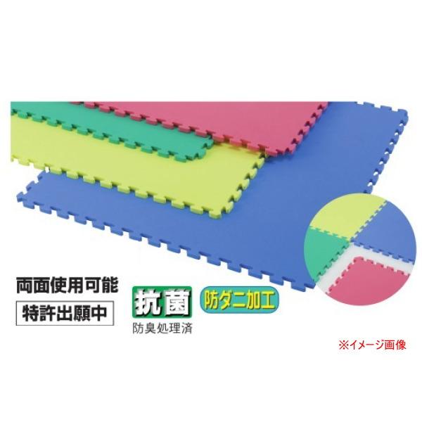 ダンノ リバーシブルジョイントマット90×90(4枚1組) 巾90×奥行90×厚み1.5cm D-3218