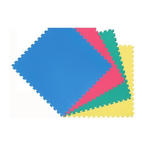 ダンノ EVAジョイントマット(4枚1組) 巾100×奥行100×厚み1.5cm D-3219