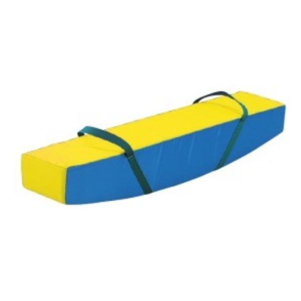ダンノ エンジョイブロック(シーソー) 巾25×奥行120×高さ20cm D-3269