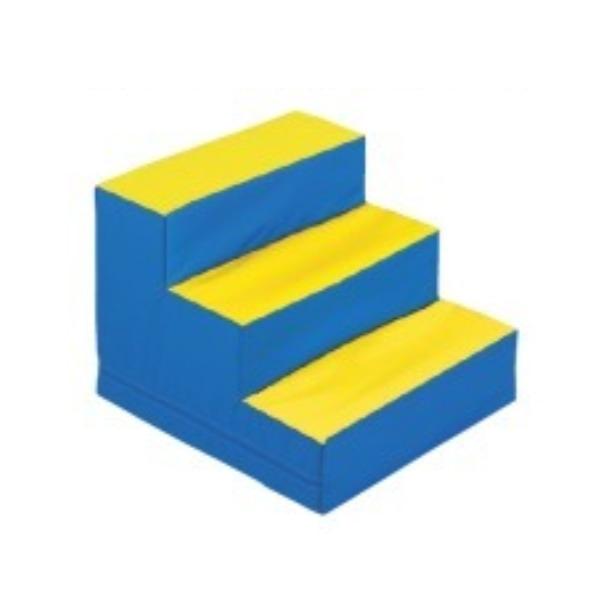 ダンノ エンジョイブロック(階段) 巾60×奥行60×高さ15・30・45cm D-3272
