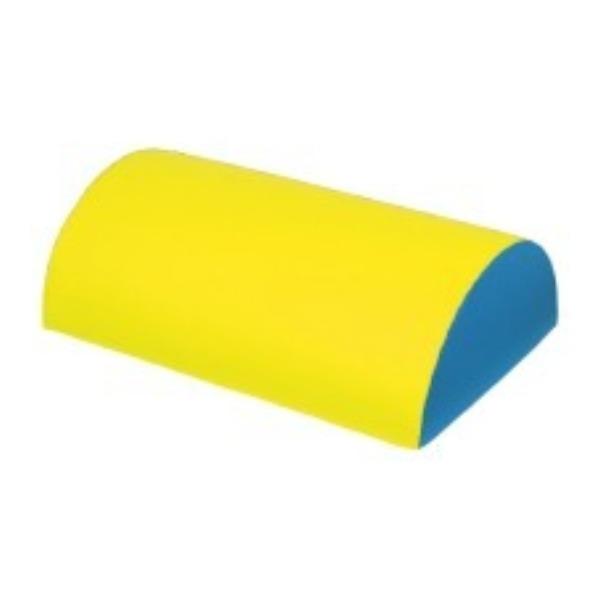 ダンノ エンジョイブロック(半円柱) 巾60×奥行90×高さ30cm D-3275
