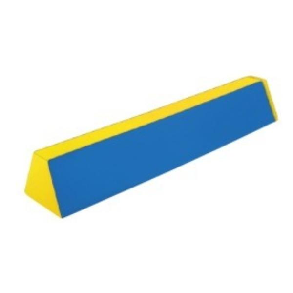 ダンノ エンジョイブロック(平均台) 巾(上15、下40cm)×奥行200×高さ30cm D-3277