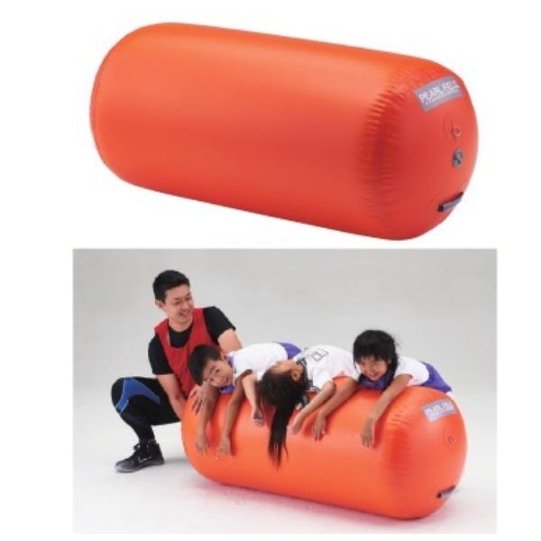 ダンノ エアーロール65(オレンジ) 幅150×直径65cm D-7197