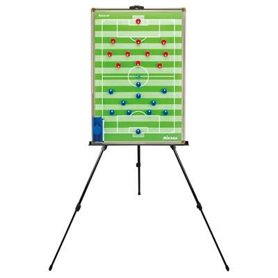 ミカサ サッカー特大作戦盤(三脚付) 56×80cm ケース付き SBFXL