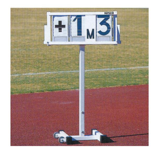 ニシスポーツ 風力速報表示器 F1193