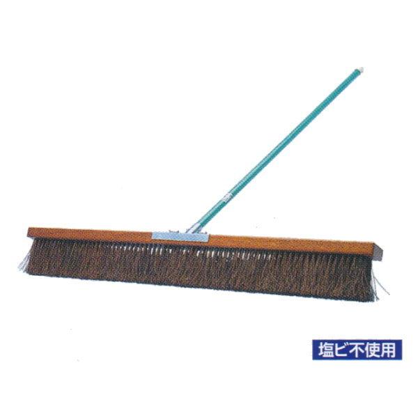 ニシスポーツ 整備用ブラシ F3123 (W)1200mm 柄(L)1495mm 毛(T)145mm
