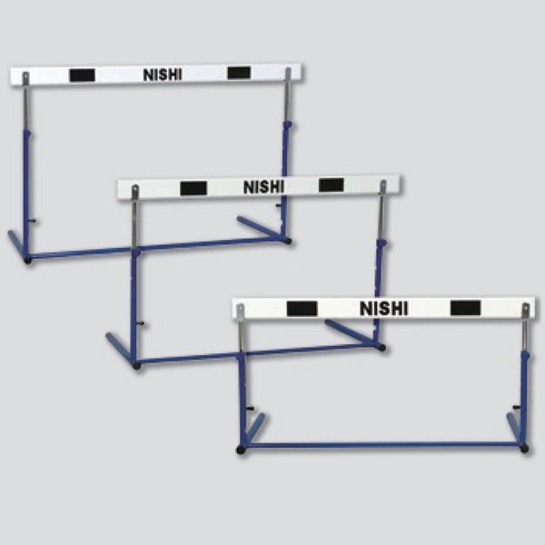 ニシスポーツ クラッチ調節式ハードル 中学校用 G1013C
