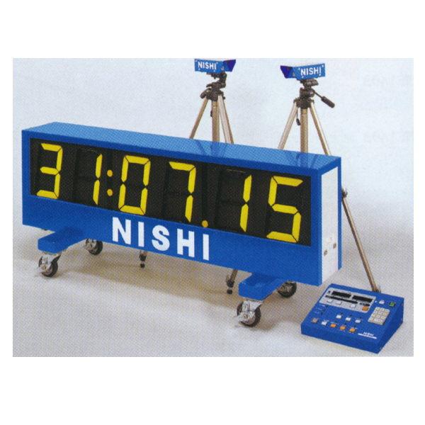 ニシスポーツ フィニッシュタイマー3 MS302 旧品番(MS301)