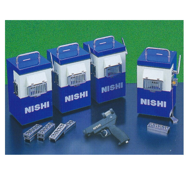ニシスポーツ 連発式スタート発信装置 8ピストル NMS410A 旧品番(MS410)