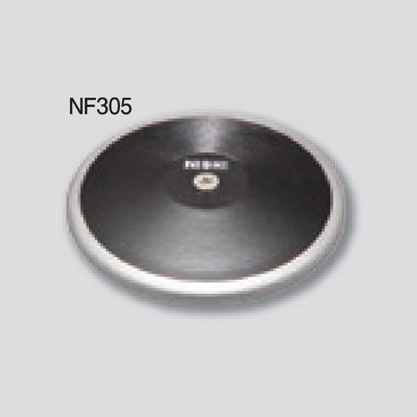 ニシスポーツ 円盤 0.750kg マスターズ用 NF305 (φ)168.5mm