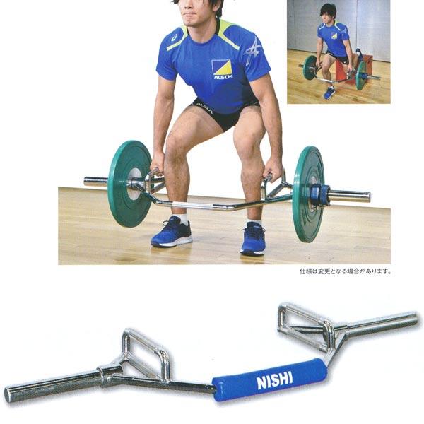 ニシスポーツ ヘックスバー HEX bar NT2864