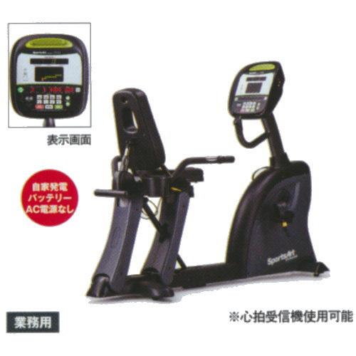 ニシスポーツ リカンベントバイクC545R NT3346D