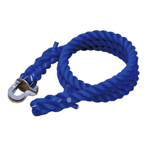 ニシスポーツ 屋内専用 クライミング用ロープ ロープ登りアイテム NT7475