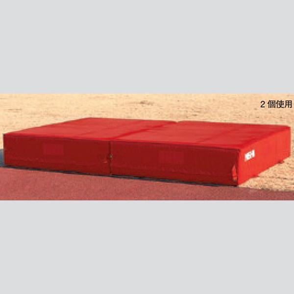 ニシスポーツ 走高跳用トレーニングマット L3000タイプ (W)2000×(L)3000×(H)600mm T6713