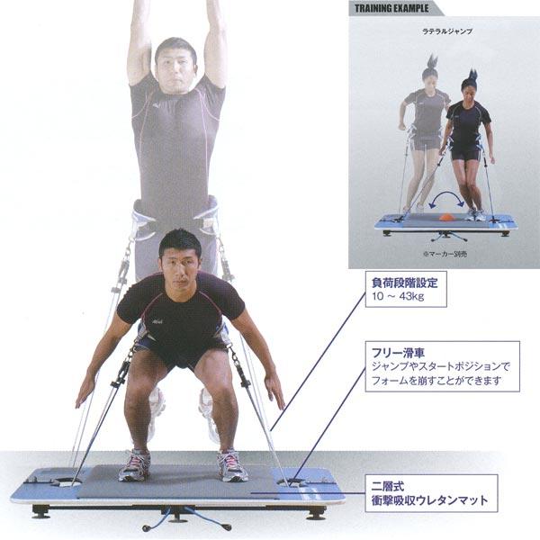 ニシスポーツ ヴァーティマックス ジャンプ力トレーニング T6921