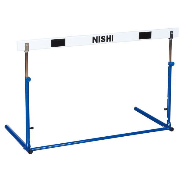 ニシスポーツ クラッチ調節式 ハードル 脚部折り畳み式 高校・一般用 NG1023D