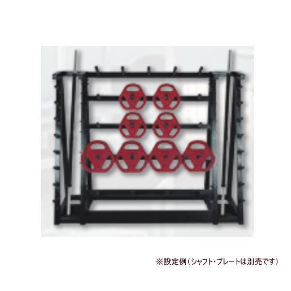 ニシスポーツ パンプウエイト専用ラック NT2863