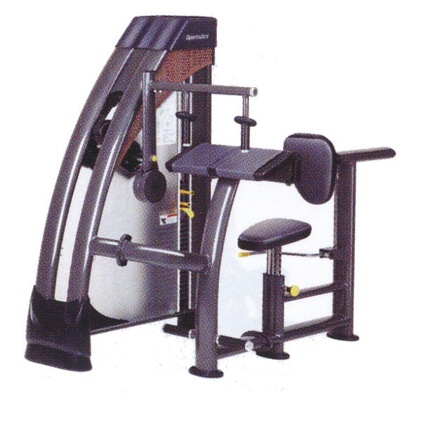 ニシスポーツ トライセプスエクステンション N925 NT3705C (W)1150×(L)1650×(H)1780mm