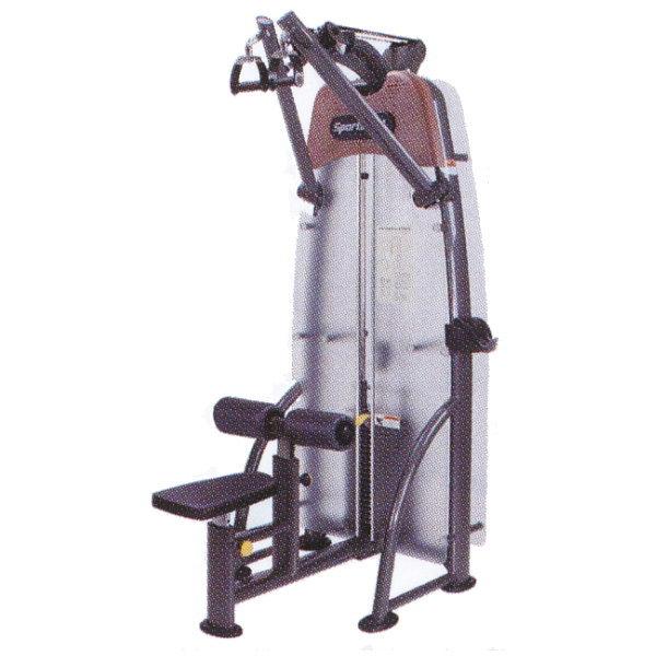 ニシスポーツ インディペンデントラットプルダウン N916 NT3719C (W)850×(L)1450×(H)2100mm