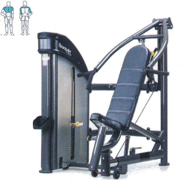 ニシスポーツ マルチプレスDF208 NT3741C
