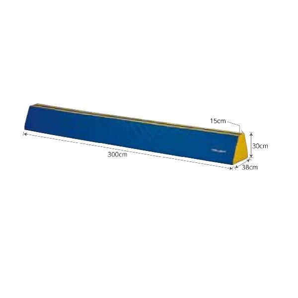 トーエイライト ソフト平均台 30×300 防炎・防水 保育・幼児・小学校低学年向け T-1793