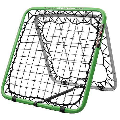 クレイジーキャッチ アップスタート2.0 DT サッカーなど一人トレーニング用品 個人練習用 リバウンドネット