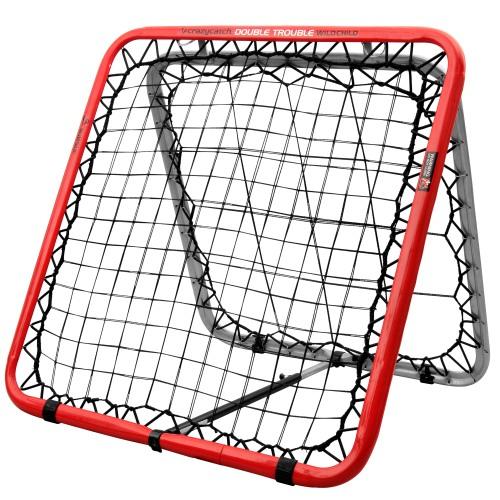 クレイジーキャッチ ワイルドチャイルド2.0 DT サッカーなど一人トレーニング用品 個人練習用 リバウンドネット