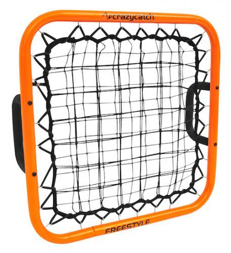 クレイジーキャッチ フリースタイル サッカー一人トレーニング用品 個人練習用 リバウンドネット