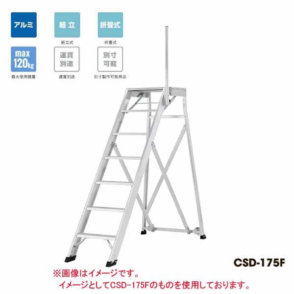 特別セーフ CSD-150F:イーヅカ 折りたたみ式作業台 アルインコ-DIY・工具