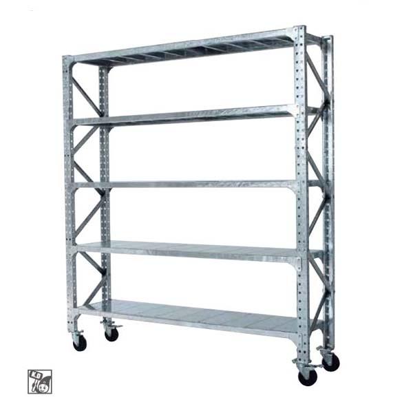 ダルトン シェルフ Galvanized shelf(Double) SLF01-D
