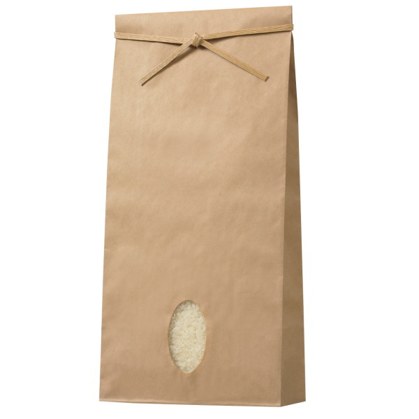 米袋 330515 Eタイプ ふるさとムジ 5kg 200×80×460 300枚